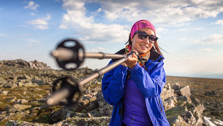Guest column: Trekking to good health: proper hiking poles offer better stability and support