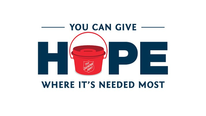A special thank you is given to all of the many individuals, families, groups and schools who volunteered their time as a Red Kettle Bell Ringer to help their local neighbors