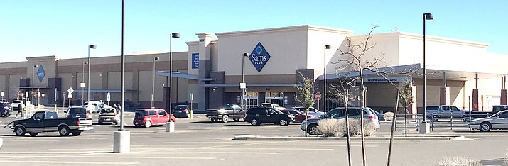 The Prescott Valley Sam's Club location was one of 63 announced to be closing on Thursday. (Les Stukenberg/Courier)