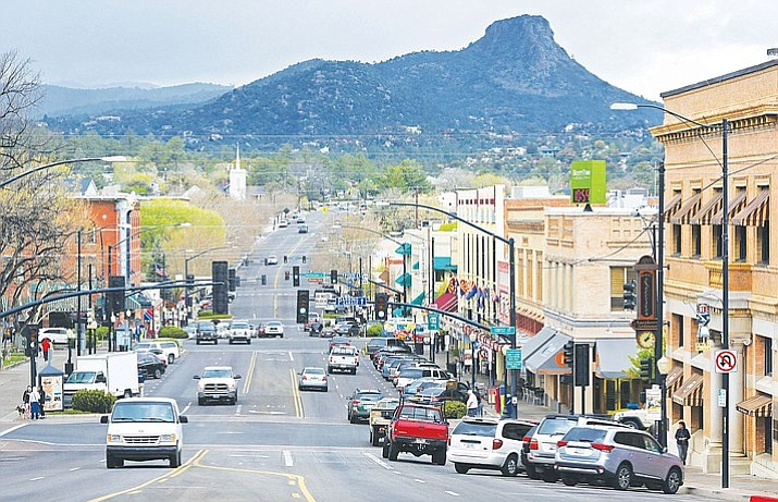 The number of sober living homes in Prescott has dropped from nearly 200 down to about 33 now, city officials have confirmed. Many of the abuses of the system have ended. (Courier file photo by Matt Hinshaw)