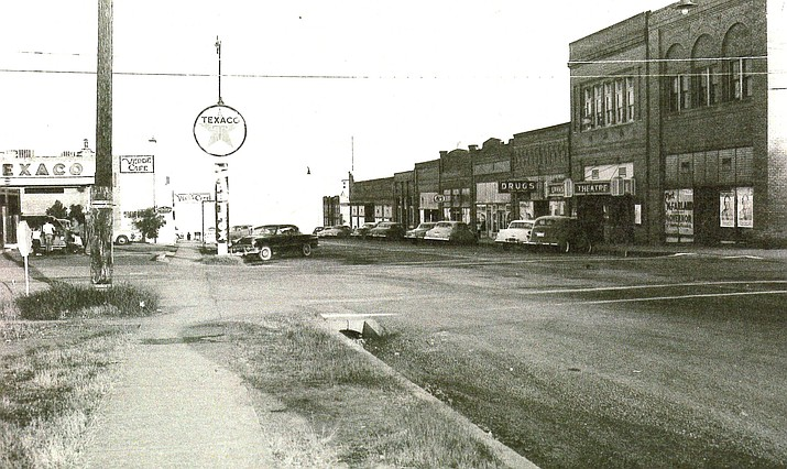 The Town of Clarkdale in its earlier days. The Clarkdale Historical Society and Museum will hold its annual meeting on Jan. 20 with a unique display and oral histories being featured. (Photo courtesy of Clarkdale Historical Society and Museum)