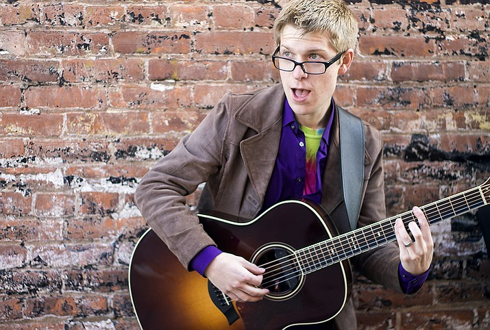 A CD release party for Ryan Biter will be held Friday, Jan. 19 at the Sedona Hub at 7 p.m.