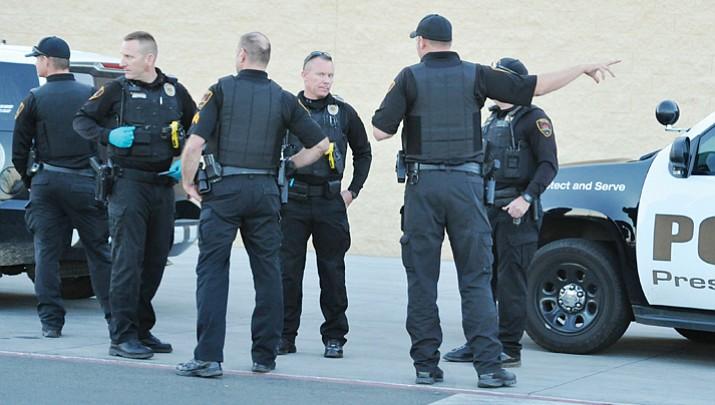 Man taken into custody at PV Walmart following disorderly disturbance