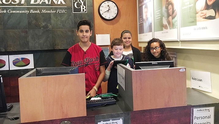 Beaver Creek students learn about the real world at Biz Town
