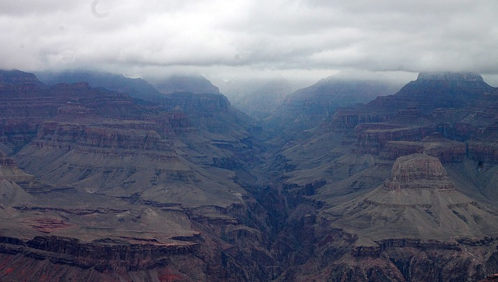Photo highlights: Winter delivers snow to the Grand Canyon at last