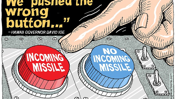 Editorial cartoon | Jan. 17