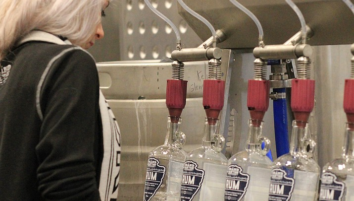 Grand Canyon Distillery opens with high spirits