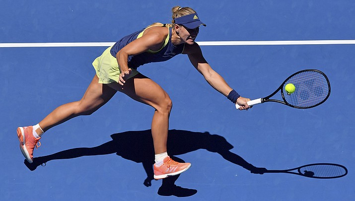 2016 champ Kerber into 2nd round