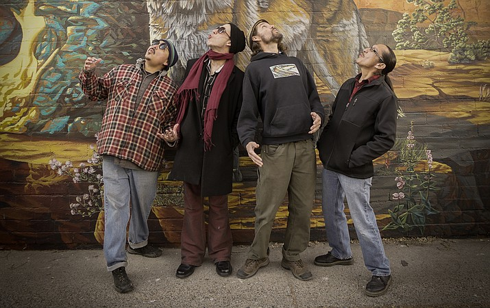 Tha 'Yoties will perform at Rumble on the Mountain Jan. 20 in Flagstaff at the Coconino Center for the Arts.