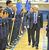 Prescott JROTC National Inspection photo