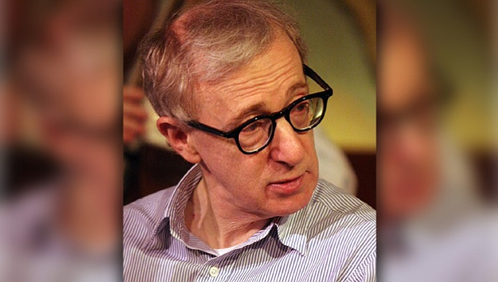 Woody Allen in concert at Carlyle Hotel, New York City in 2006. (Photo by Colin Swan, CC 2.0 https://goo.gl/j7UPS2)
