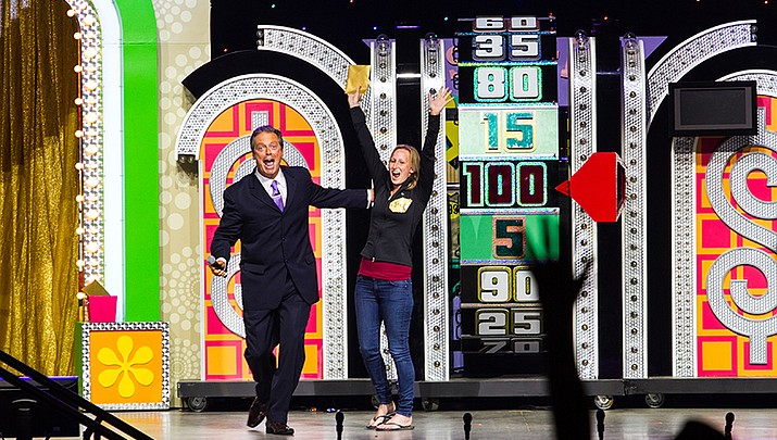 Competing on 'The Price Is Right LIVE!' all about the experience, host says