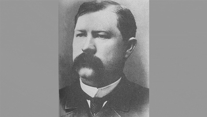 """Virgil Earp: Toughest of the Earps"" will be the topic of a 2 p.m. Saturday, Jan. 20, presentation by Brad Courtney and Constable Ron Williams at Sharlot Hall Museum, 415 W. Gurley St."