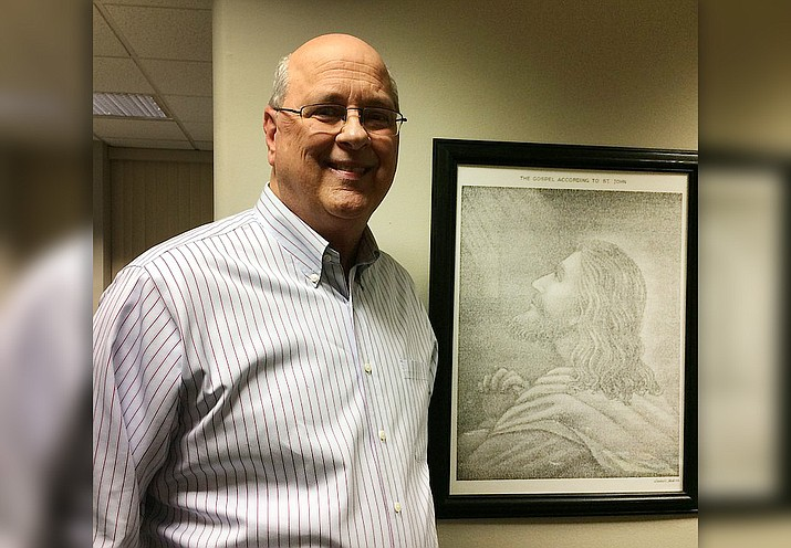 Bert Hunt is a local financial investment executive who will be the director of a new nonprofit to be called The Prescott House of Hope. (Nanci Hutson/Courier)