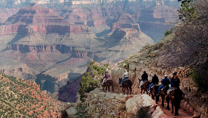 Arizona officials guarantee Grand Canyon won't close if US government shuts down
