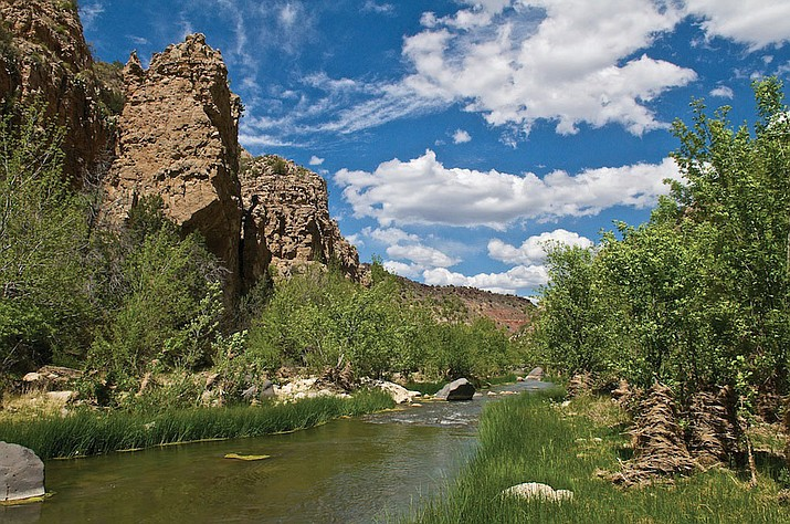The Verde River (VVN/File Photo)