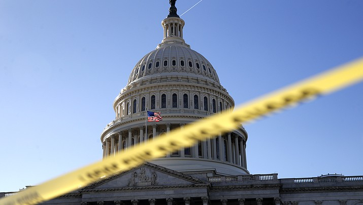 Editorial: Federal shutdown is politics at its worst
