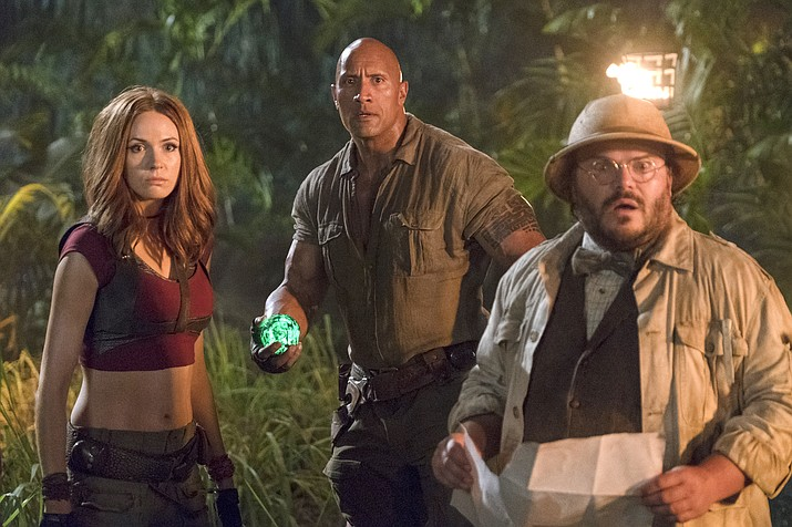 Jumanji: Welcome to the Jungle (Columbia Pictures)