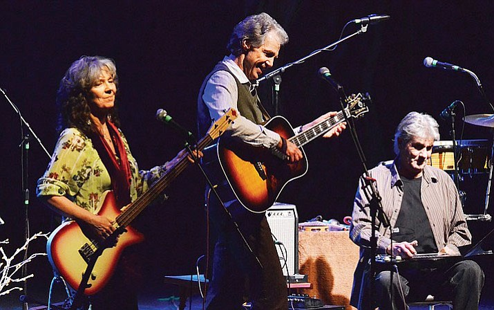 The Johnny Lingo Trio performs at Main Stage on Friday, Jan. 26.