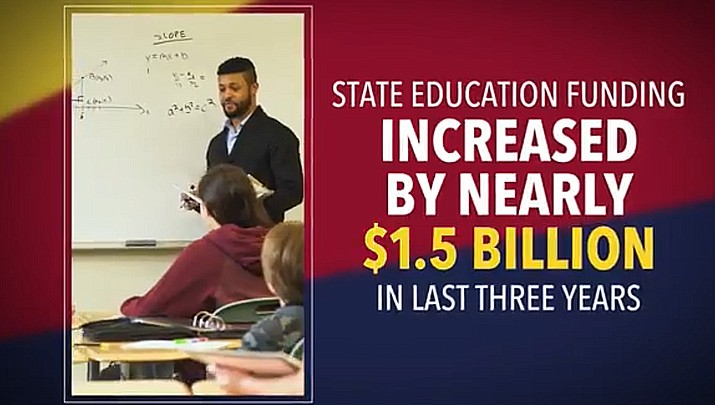 Lobbyist: Arizona education is better than you think