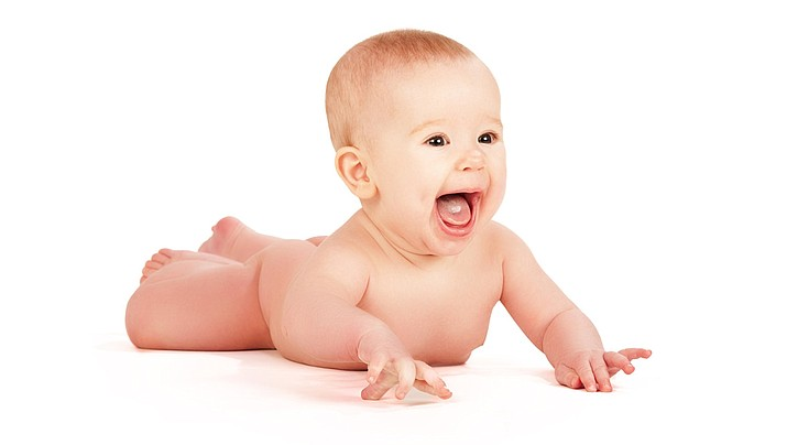 Most people find a photo of a baby's bottom cute and see nothing sexual in the image.