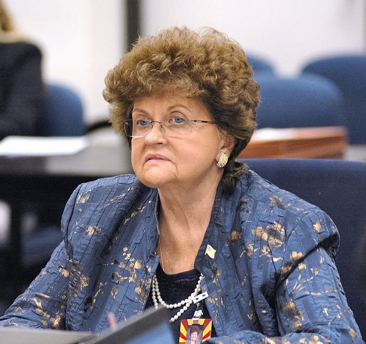 "Sen. Gail Griffin said her proposal will be a ""workforce development bill."""