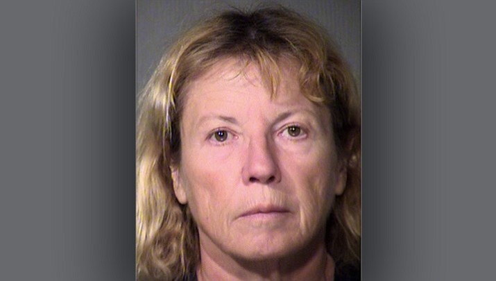 Susan Dubois Marcinko (Maricopa County Sheriff's Office)