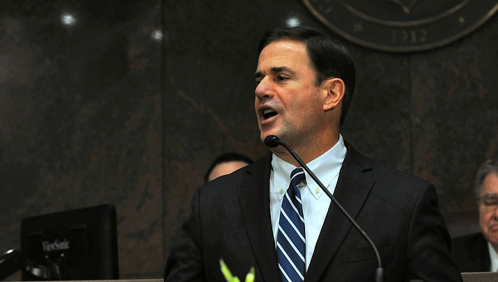 Gov. Ducey wants to close some gun law loopholes, not others