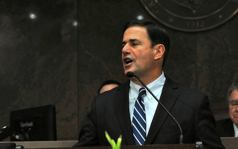 Ducey raises nearly $791K in recent quarter
