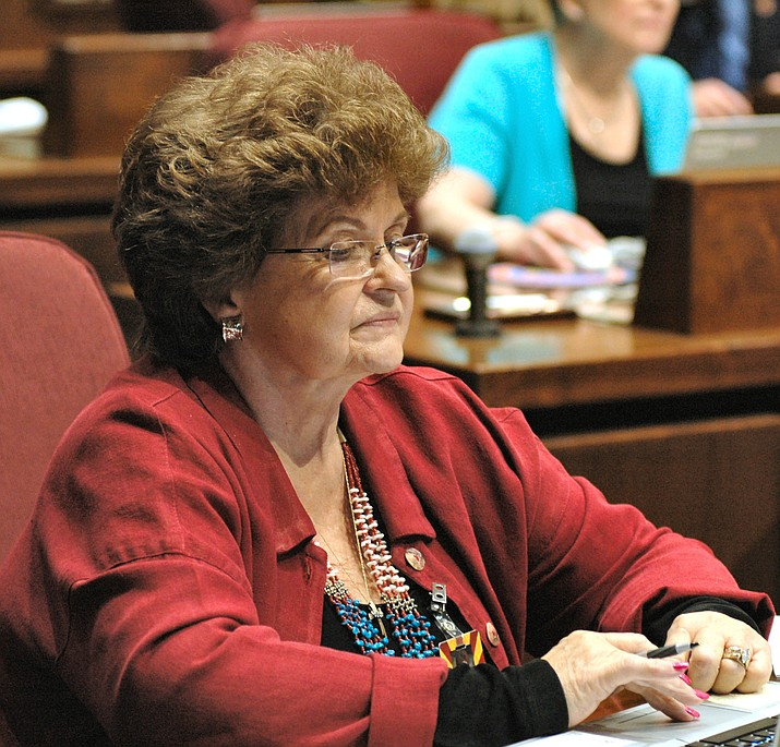 Sen. Gail Griffin, R-Hereford (Howard Fischer/Capital News Service)