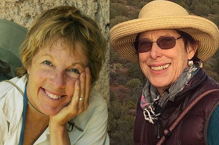 Marsha Foutz & Peggy Chaikin
