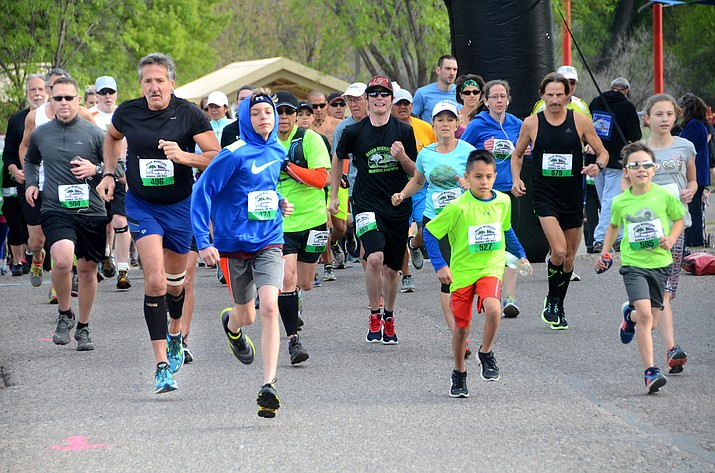 The Brian Mickelsen Memorial Marathon returns to Cottonwood's Riverfront Park April 21. The event features 2-mile, 10K, half marathon and full marathon races.