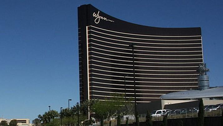 Wynn Hotel, Las Vegas Nevada.