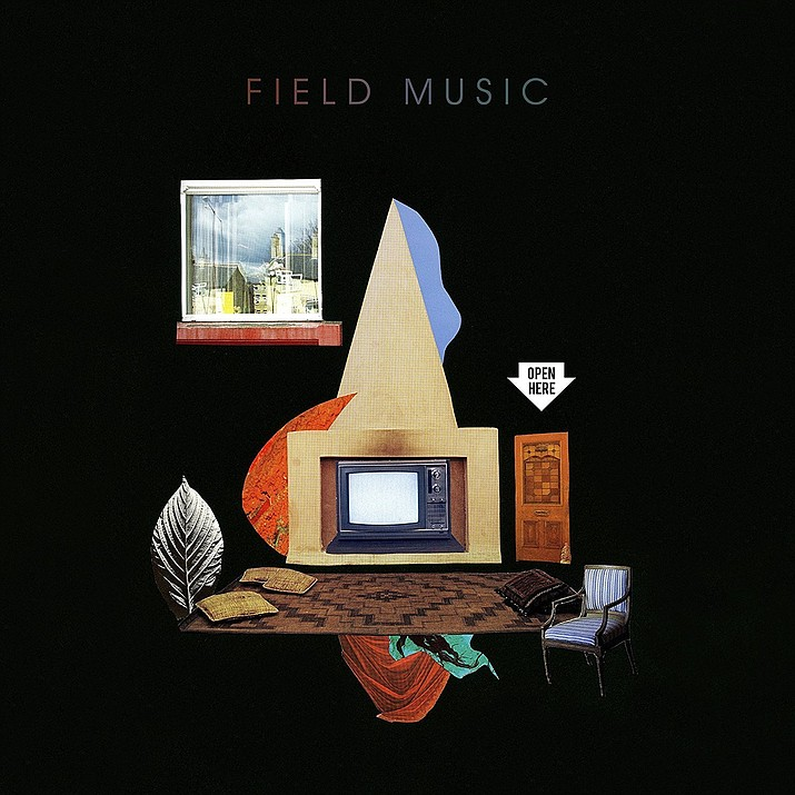 Field Music – Open Here. Memphis Industries Records