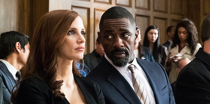 'Molly's Game' is a worthwhile film for its true story and the fine performances by all the cast, especially Chastain and Elba.