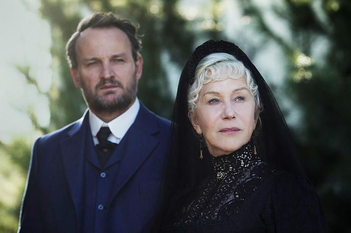 Helen Mirren, Sarah Snook and Jason Clarke star in 'Winchester.' CBS Film.