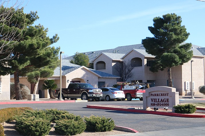 Parkcrest Village Apartments, like many other rentals in Kingman, has vacancies booked before the occupants have even moved out.