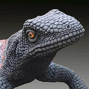 A seven-foot, 1,300-pound sculpture of the chuckwalla lizard is on its way to Kingman on Feb. 9 for the city's Art in Public Places program.