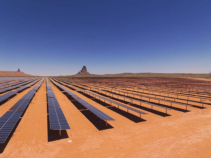 The Kayenta Solar Farm plans to double energy production to provide power to more homes on the Navajo Nation.