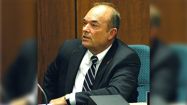 Republican Rep. Don Shooter of Yuma has been removed from all committee assignments. (Howard Fischer, Capitol Media Services.)