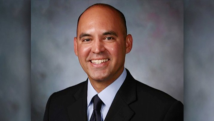 Gregory Salcido is a teacher of history and U.S. government. (Pico Rivera City Council Photo)