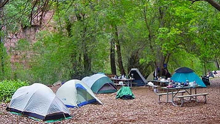 Supai campground closed through February 2019