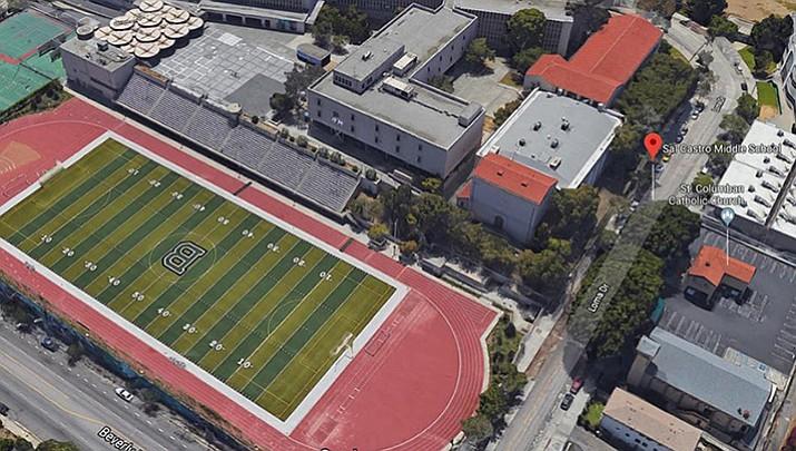Salvador B. Castro Middle School (Google maps)