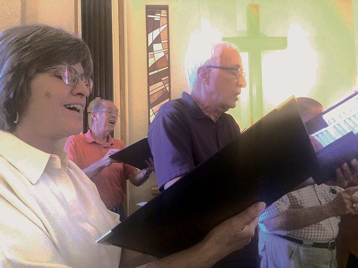 """Gloria! A Choral Celebration of Contemporary Cathedral Compositions"" will be at St. Luke's Episcopal Church, 2000 Shepherds Lane, Prescott, 3 p.m. Saturday, Feb. 3."