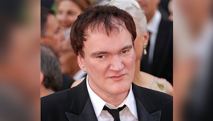 Quentin Tarantino (Courtesy photo)