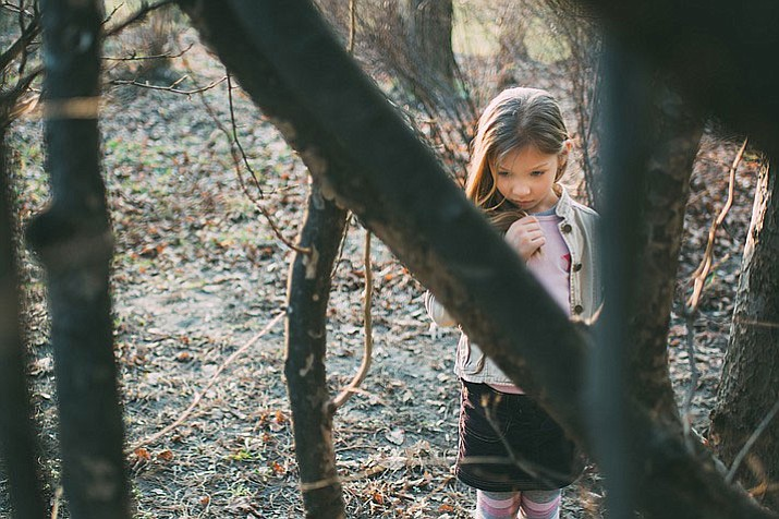 Children who get lost on the trail or wander away from rural campsites account for a large number of missing children cases in Coconino County.