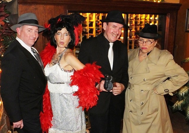 The Speakeasy will host the 'Be Mine or Die' Murder Mystery Dinner on Feb.14.