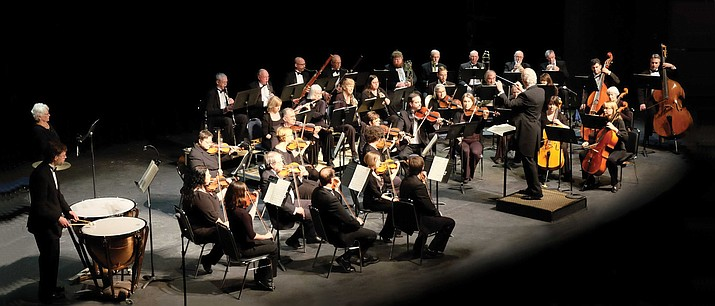The Verde Valley Sinfonietta will present its second concert of the 2017-2018 season at the Sedona Performing Arts Center Feb. 11.