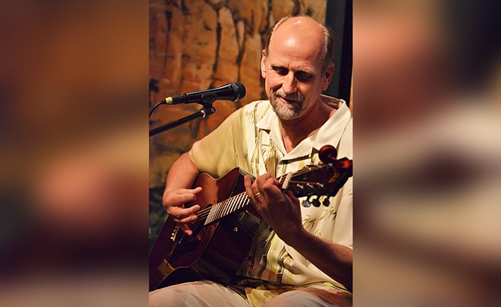 Singer and songwriter Jim French will perform at the Clear Creek Winery Feb. 10.