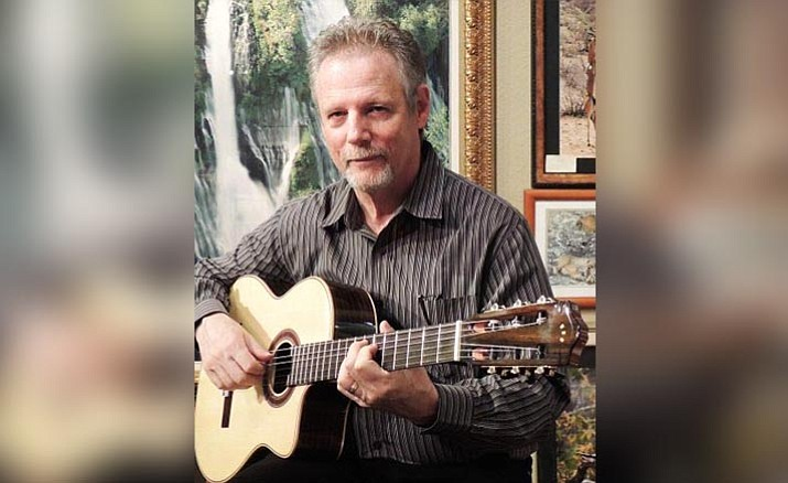 Bella Vita will present an evening featuring the guitartistry of Rick Cyge Feb. 9.